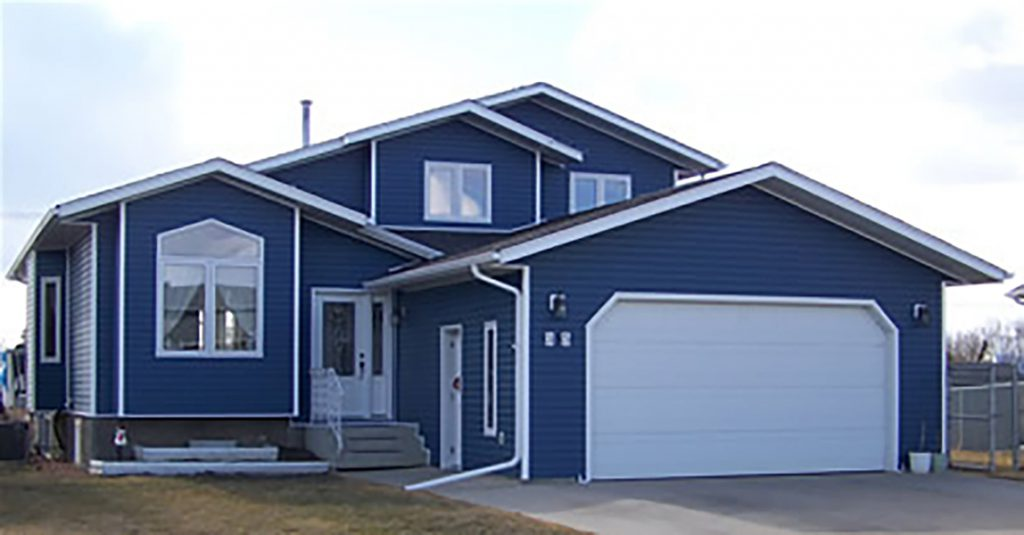 Siding Installation, Siding Installers, Gentek Siding, Exterior Renovation, Calgary Alberta