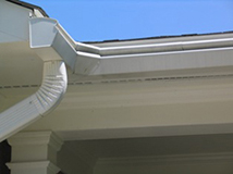 Continuous Eavestrough Installation, Continuous Eavestrough Installer, Gutter installation, Gutter repair, Eavestrough repair, Calgary Alberta